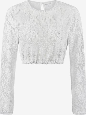 STOCKERPOINT Bluse 'B-9020' in Weiß