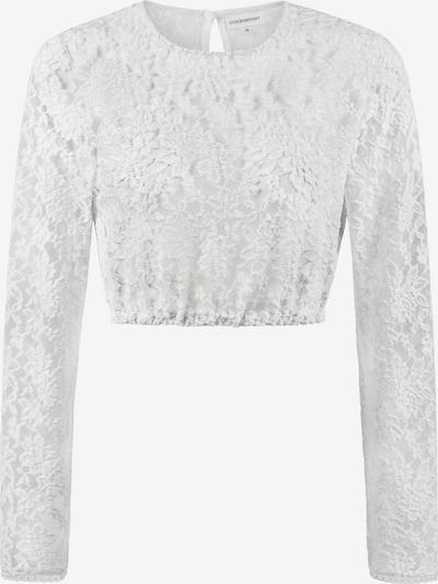 STOCKERPOINT Bluse 'B-9020' in weiß, Produktansicht