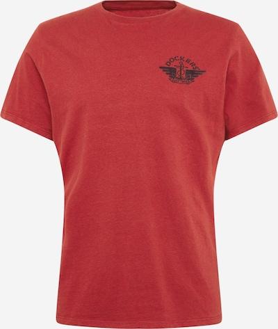 Dockers Shirt in rot, Produktansicht