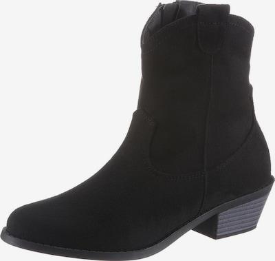 CITY WALK Stiefelette in schwarz, Produktansicht