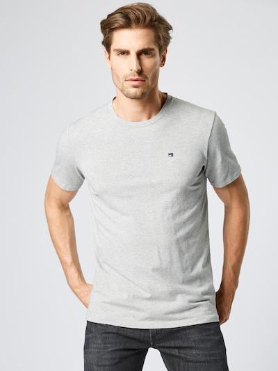 SCOTCH & SODA T-Shirt en gris: Vue de face