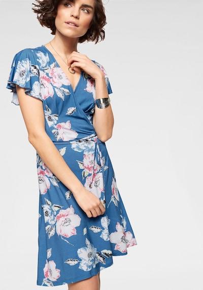 LAURA SCOTT Kleid in blau, Modelansicht