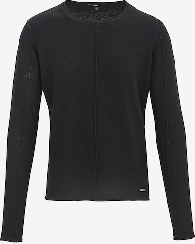tigha Pullover 'Finn' in schwarz, Produktansicht
