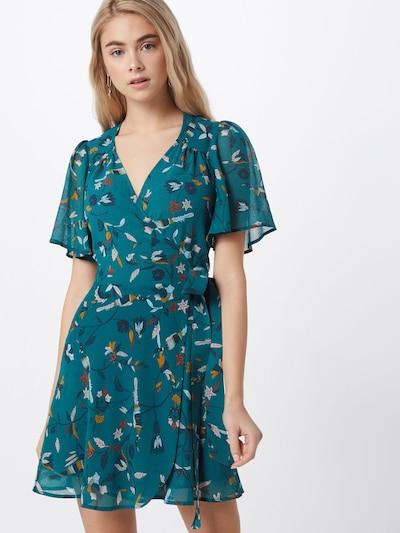 sessun Kleid 'RIO SWING 20' in grün / mischfarben, Modelansicht