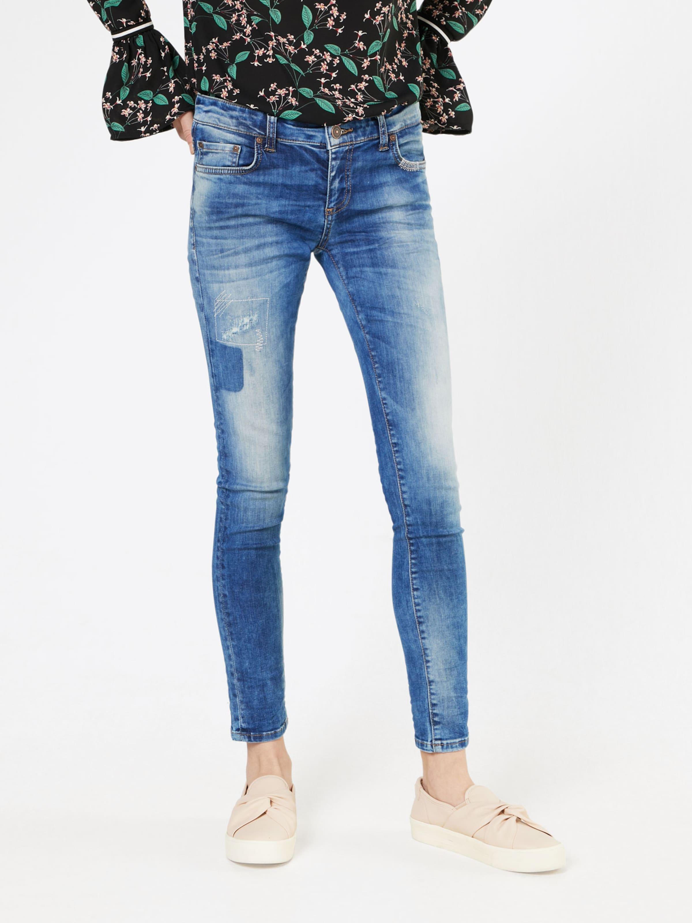 Exklusiver Günstiger Preis Niedriger Versandverkauf Online LTB 'MINA' Skinny Jeans Surfen Günstig Online 8rMSf
