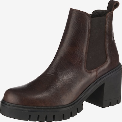 JOLANA & FENENA Chelsea Boots in braun, Produktansicht