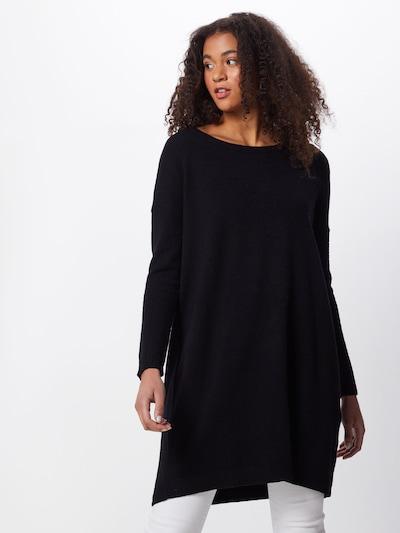 VILA Pullover 'VIRIL' in schwarz, Modelansicht