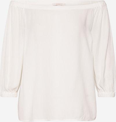 ESPRIT Bluse 'CHEESECLOTH' in offwhite, Produktansicht