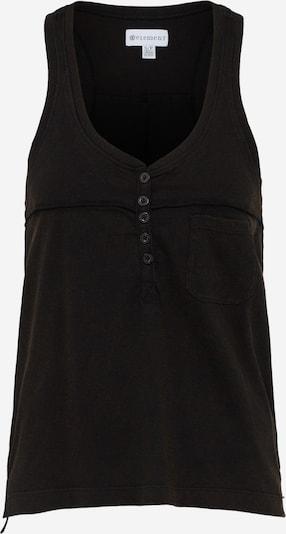 Marškinėliai 'SENSES' iš ELEMENT , spalva - juoda, Prekių apžvalga