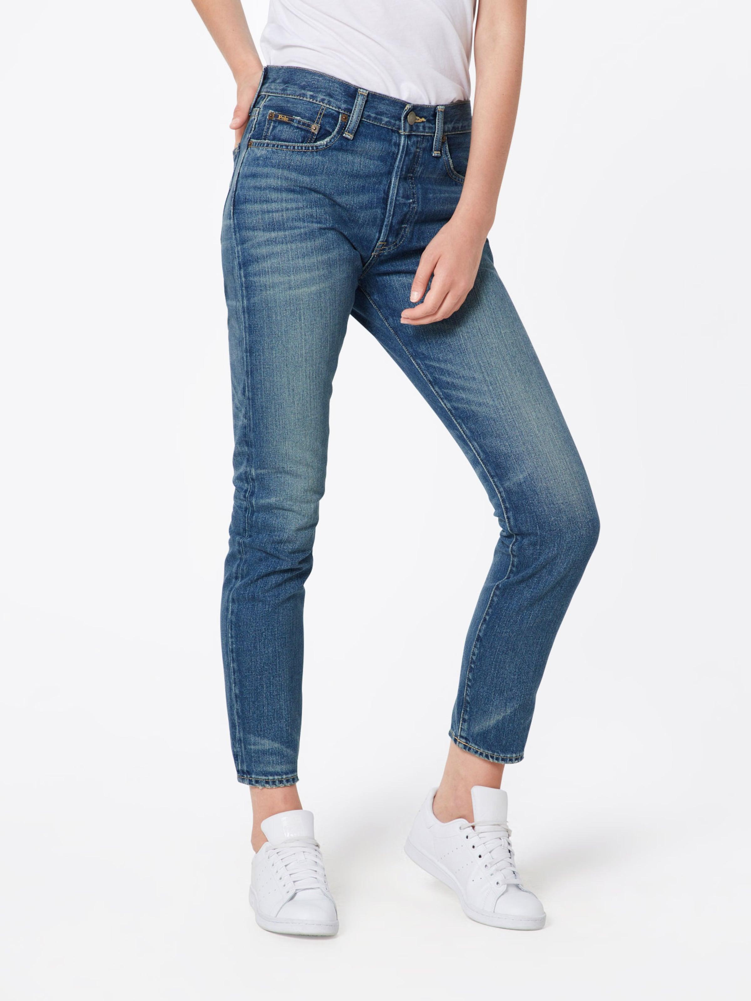 Lauren Ralph Jeans Blue Denim In Polo bf6yvYg7