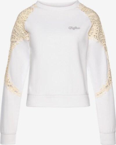 BUFFALO Sweatshirt in ecru / weiß, Produktansicht