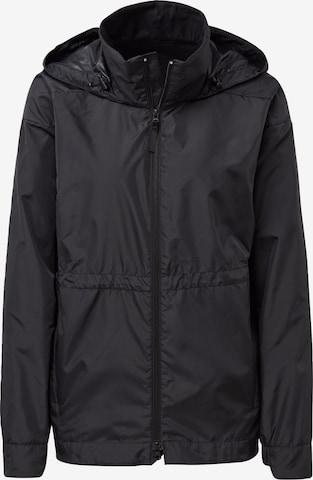 ADIDAS PERFORMANCE Outdoor Jacket 'TRAVEER' in Black
