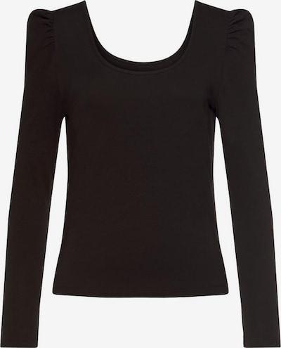 BUFFALO Langarmshirt in schwarz, Produktansicht