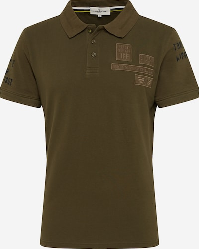 TOM TAILOR Shirt in khaki, Produktansicht