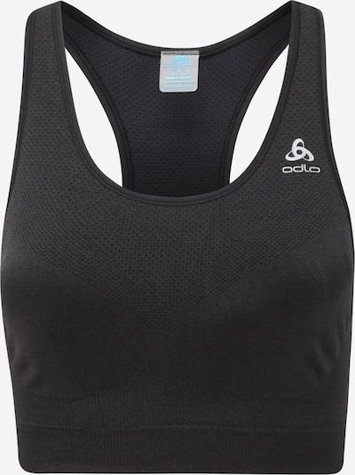 ODLO Sport-Bh in schwarz, Produktansicht