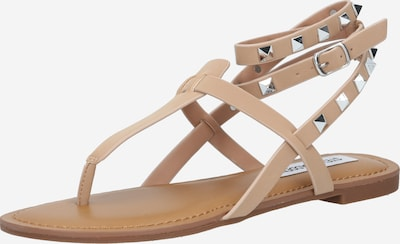 STEVE MADDEN T-bar sandals 'Sirena' in Beige, Item view