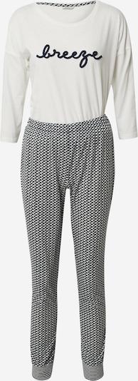 ESPRIT Piżama 'CASSIE' w kolorze granatowy / białym, Podgląd produktu