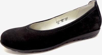 WALDLÄUFER Ballerinas in schwarz, Produktansicht