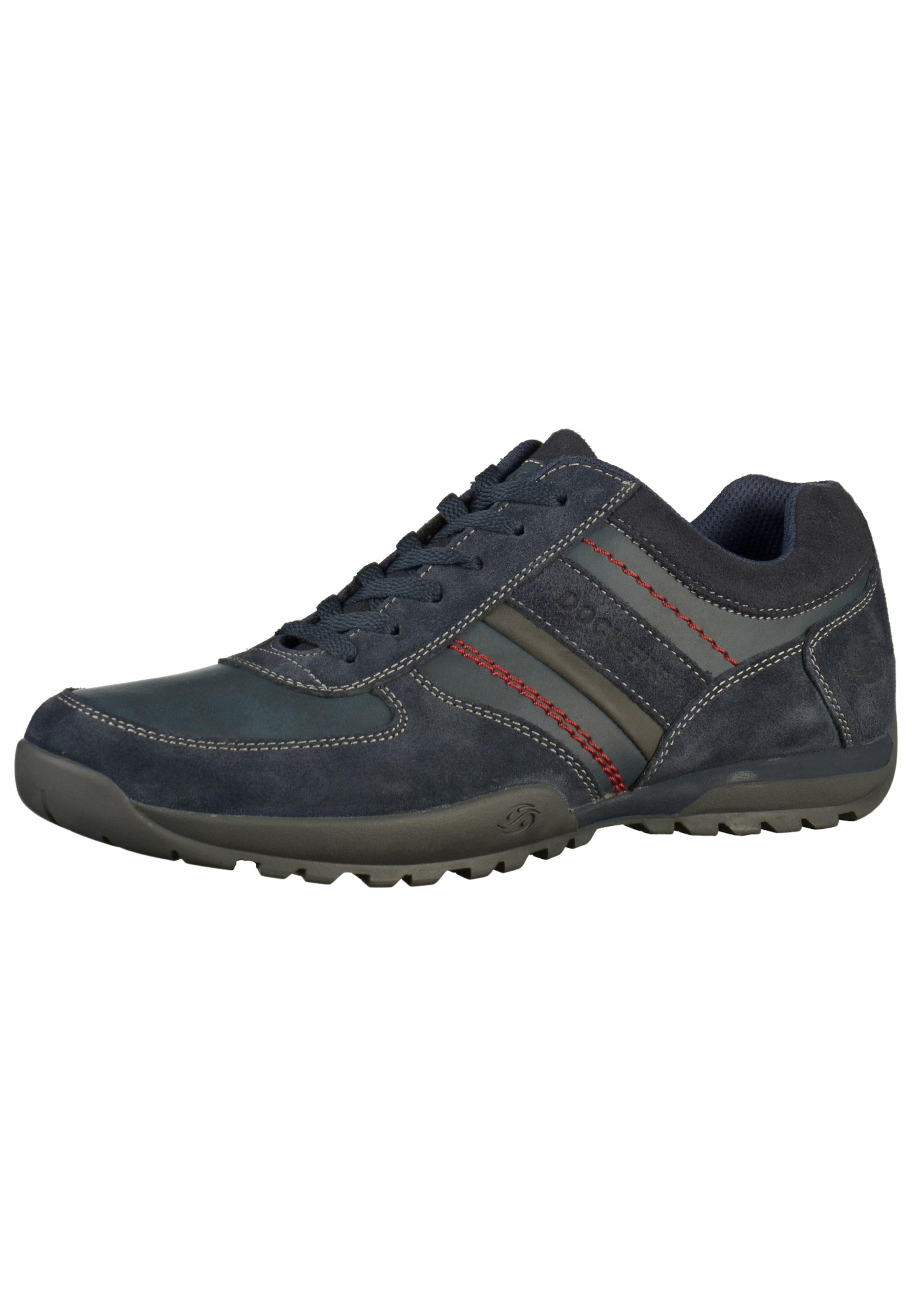 Dockers by Gerli Halbschuhe Verschleißfeste billige Schuhe