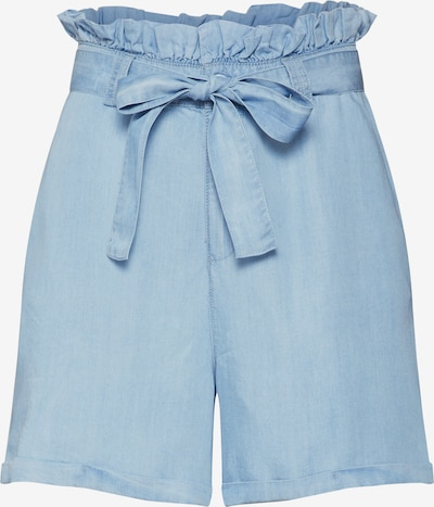 Noisy may Shorts 'NMENDI BELTED SHORTS' in blue denim, Produktansicht
