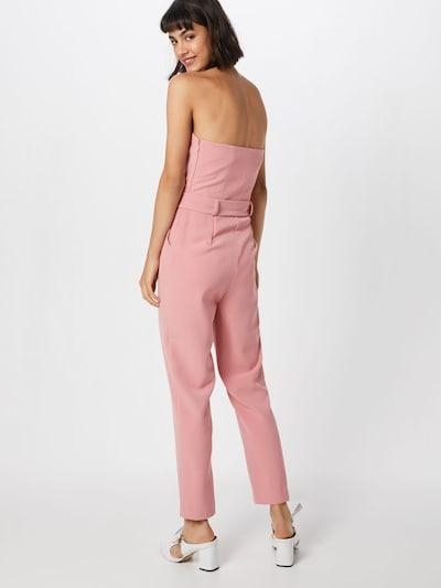 VILA Overall 'VILYCA' in rosa: Rückansicht