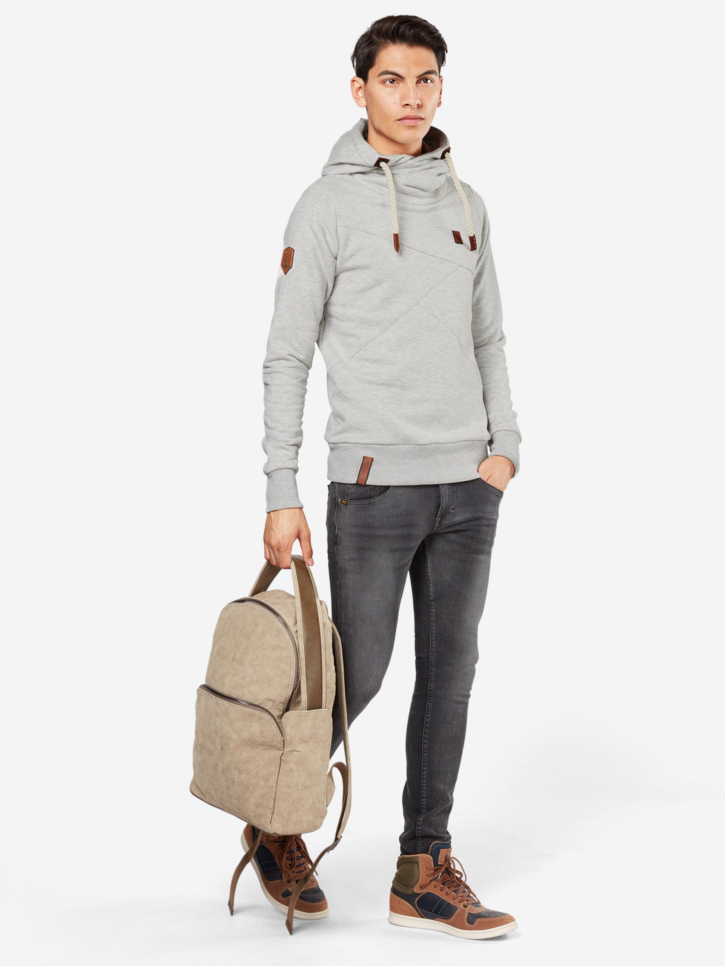 Günstig Kaufen Neue naketano Sweatshirt 'Lennox X' Billig Verkaufen Mode-Stil Outlet Großer Verkauf wK363vT