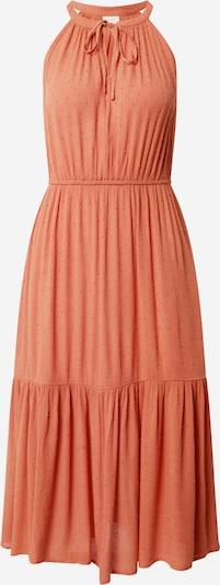 JACQUELINE de YONG Kleid 'Lima' in orangerot: Frontalansicht