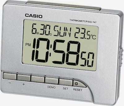 CASIO Uhr in silber, Produktansicht