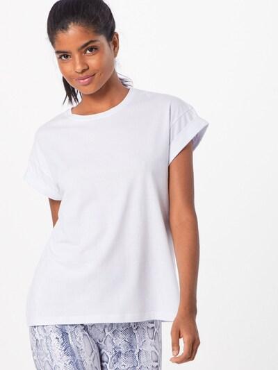 MOSS COPENHAGEN T-Shirt 'Alva STD' in weiß: Frontalansicht