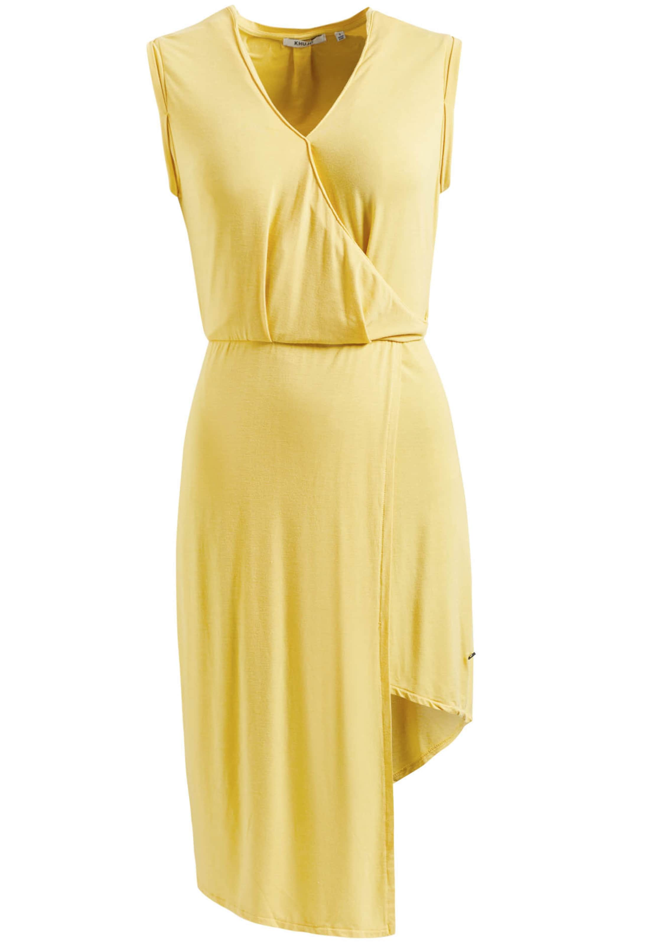 In 'aurelia' Khujo 'aurelia' Kleid In Gelb Kleid Khujo Kleid Khujo Gelb xsQrChtd