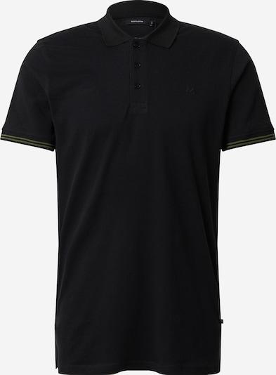Matinique Shirt 'MApoleo DS Basic Polo' in de kleur Zwart, Productweergave