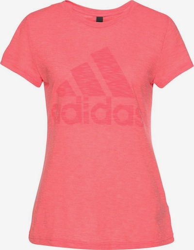 ADIDAS PERFORMANCE T-Shirt in neonpink, Produktansicht