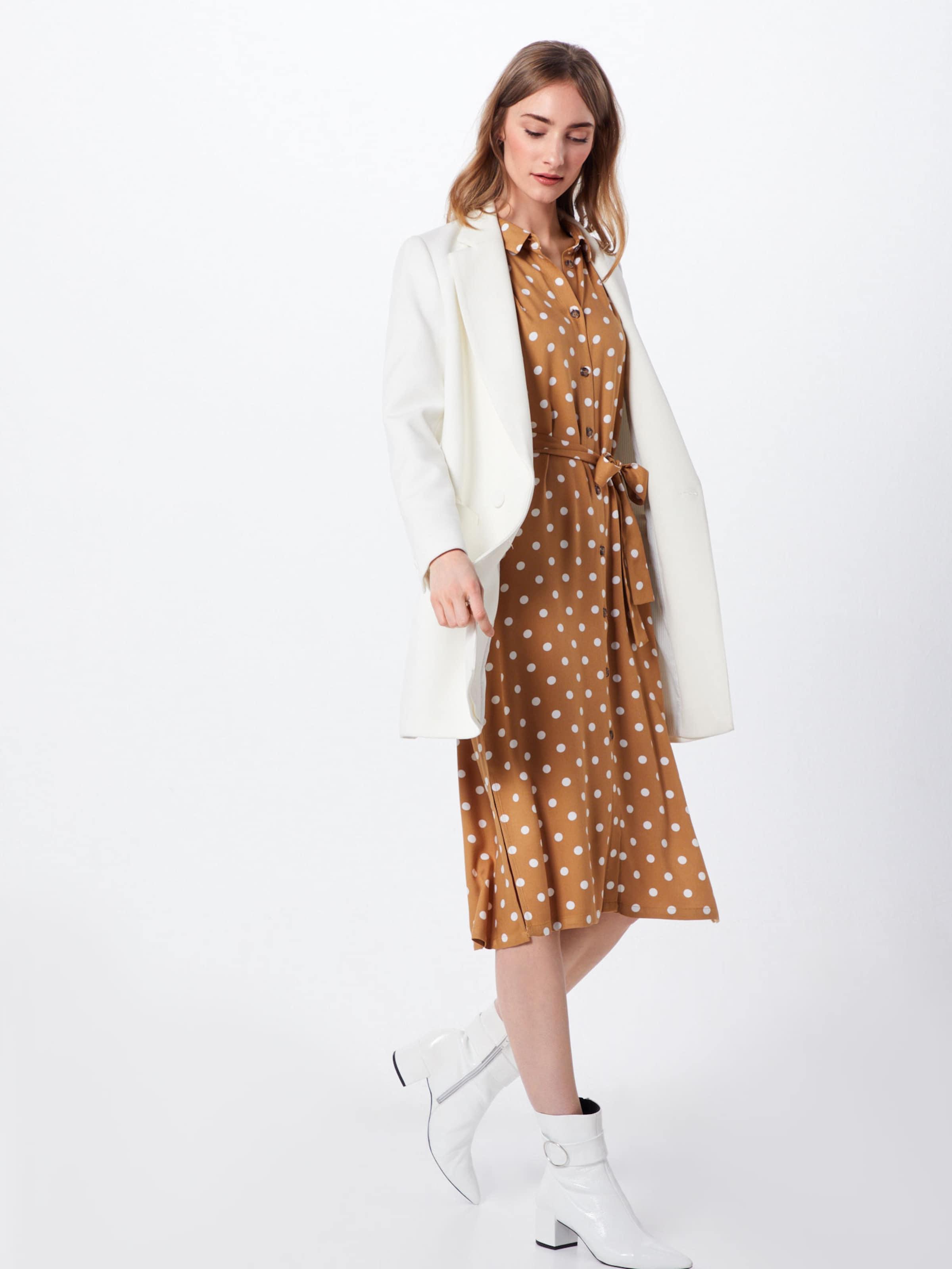 'idot Robe Dress' Marron chemise Minimum En uZkPXi