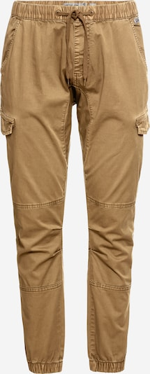 INDICODE JEANS Cargo trousers 'Levy' in Camel, Item view