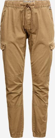 Pantaloni cargo 'Levy' INDICODE JEANS di colore camello, Visualizzazione prodotti