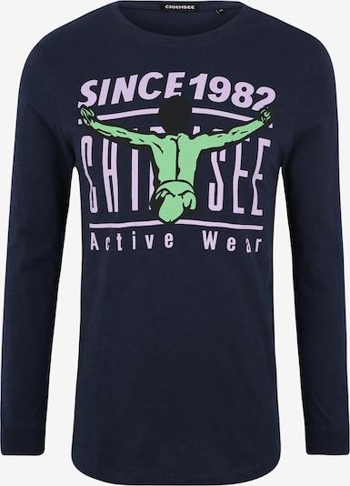 CHIEMSEE Shirt in dunkelblau, Produktansicht