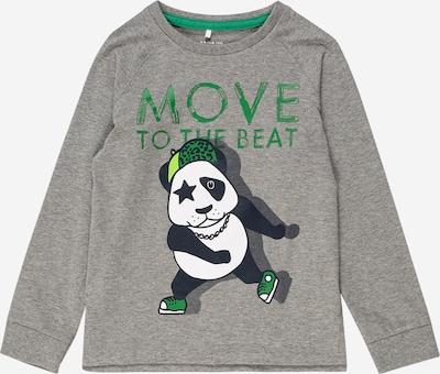 NAME IT Shirt in de kleur Grijs gemêleerd / Gemengde kleuren, Productweergave