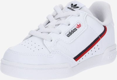ADIDAS ORIGINALS Sneakers 'Continental 80' in White, Item view