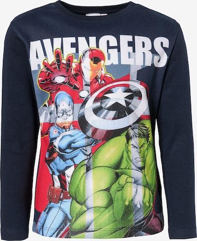 Marvel Avengers Shirt in kobaltblau / mischfarben, Produktansicht