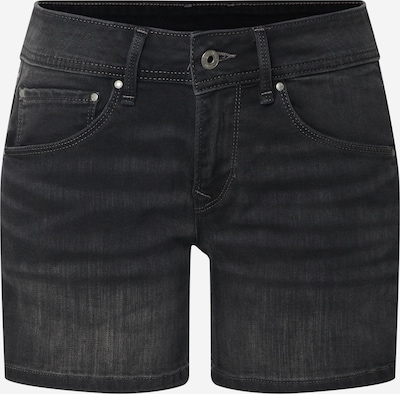 Pepe Jeans Jeans 'Siouxie' in de kleur Black denim, Productweergave