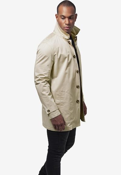 Urban Classics Prechodný kabát - piesková, Model/-ka