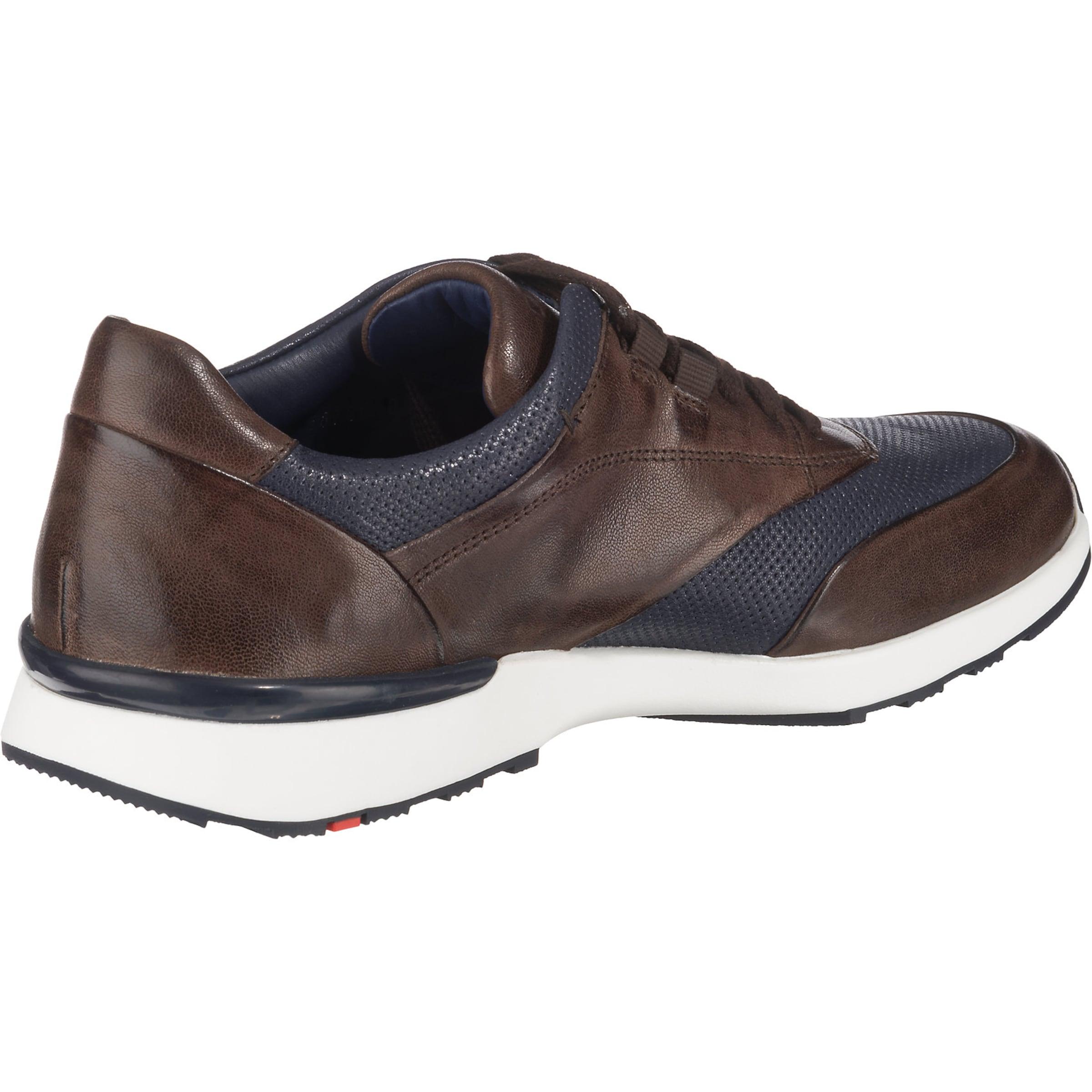 Lloyd In Sneakers 'arturo' Low BlauBraun BCdexo