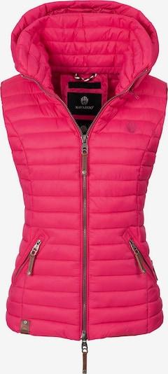 NAVAHOO Weste 'Shadaa' in pink, Produktansicht