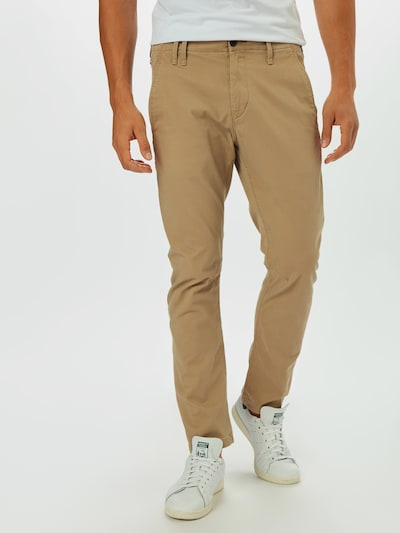 G-Star RAW Chinohose 'Vetar slim' in sand, Modelansicht