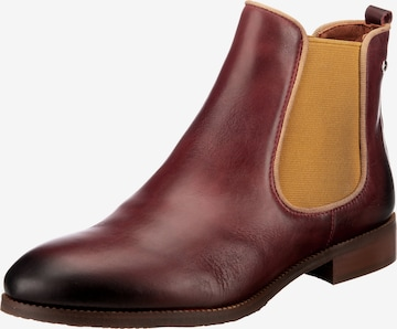 PIKOLINOS Chelsea Boots in Red