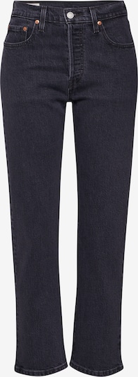 LEVI'S Jeans '501 CROP' in grey denim, Produktansicht
