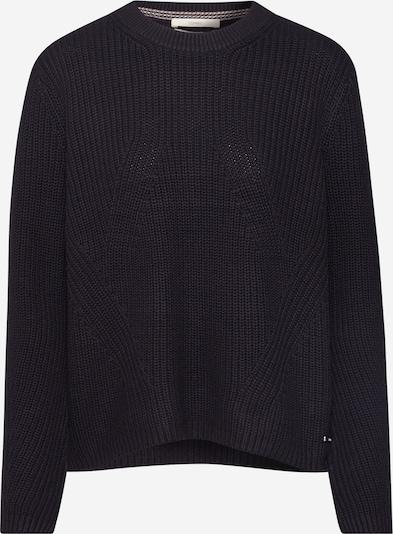 ESPRIT Pullover 'OCS ribstr' in schwarz, Produktansicht