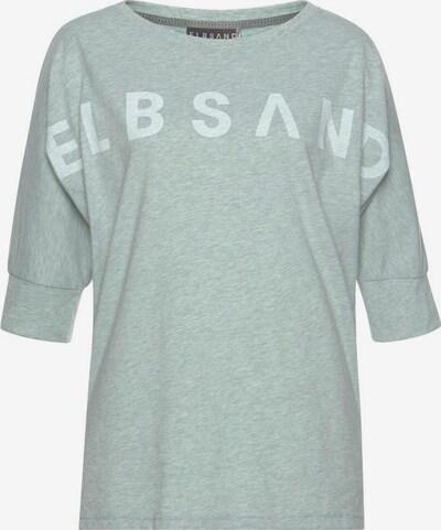 Elbsand Shirt 'Iduna' in mint, Produktansicht