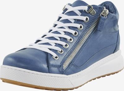 ANDREA CONTI Sneaker in blue denim, Produktansicht