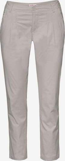 """""""Chino"""" stiliaus kelnės iš SHEEGO, spalva – smėlio spalva, Prekių apžvalga"""